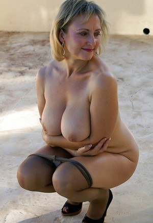Perfect Sexy milf nude male