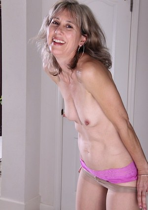 Amateur mature small tits first time glenn 1