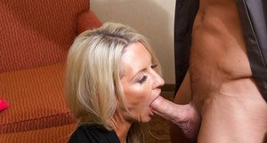 Naked granny deep throat much?? With