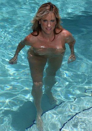 Milfs by the pool